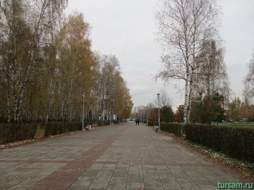 Парк Победы в Королеве-5