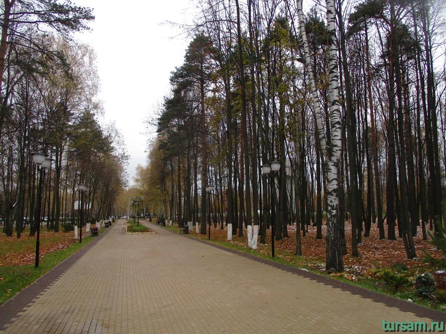 Парк Победы в Королеве-7
