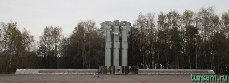 Парк Победы в Королеве-8