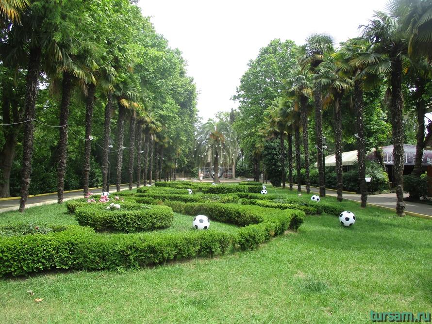 Парк Ривьера в Сочи-27