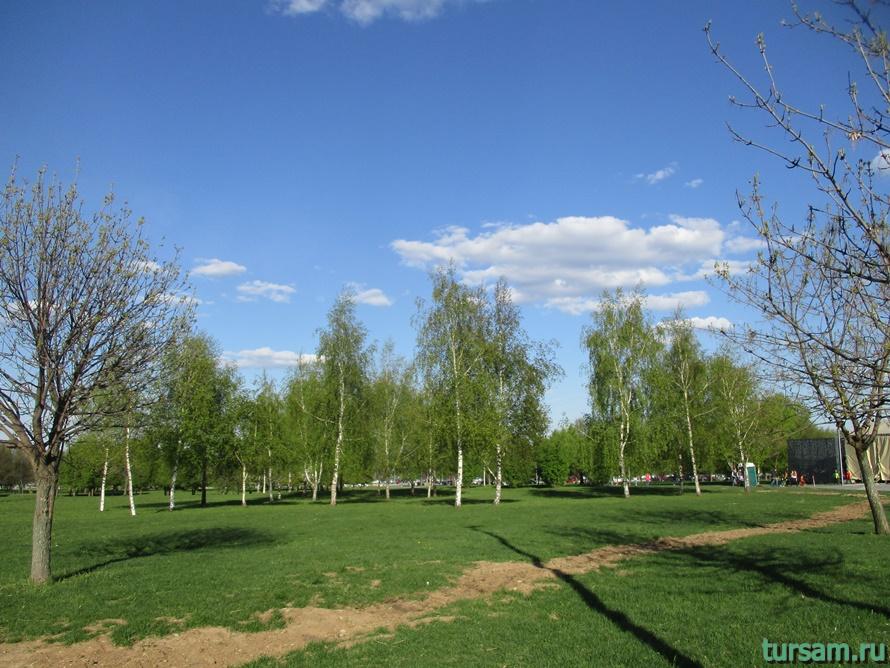 Парк Садовники-10