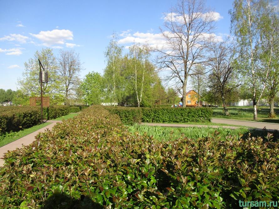 Парк Садовники-17