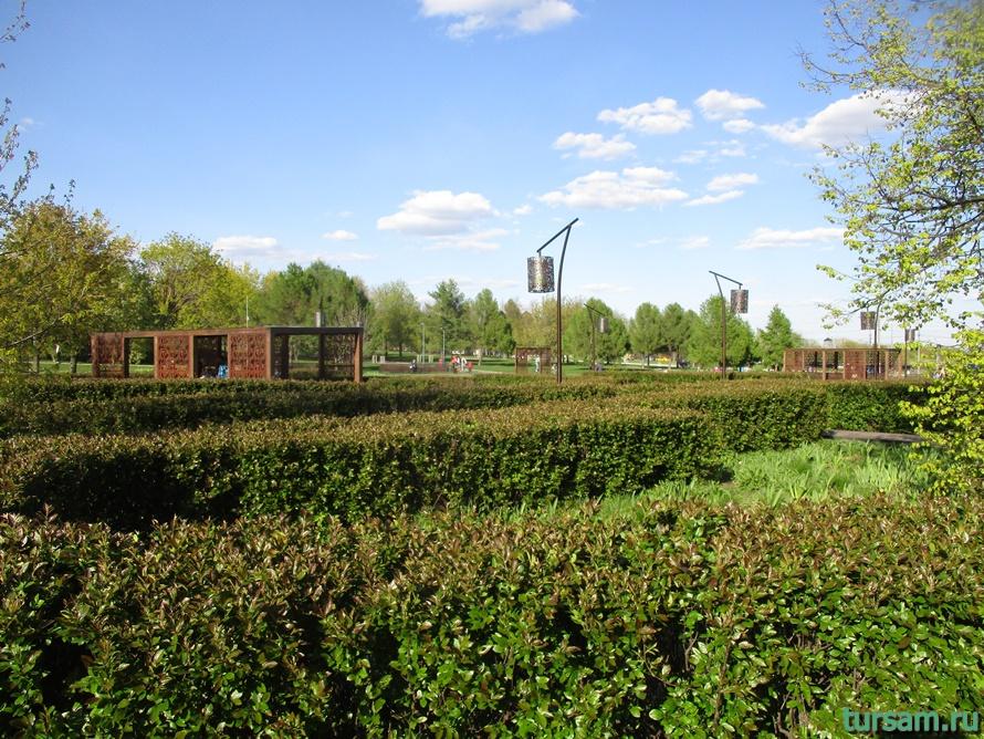 Парк Садовники-18