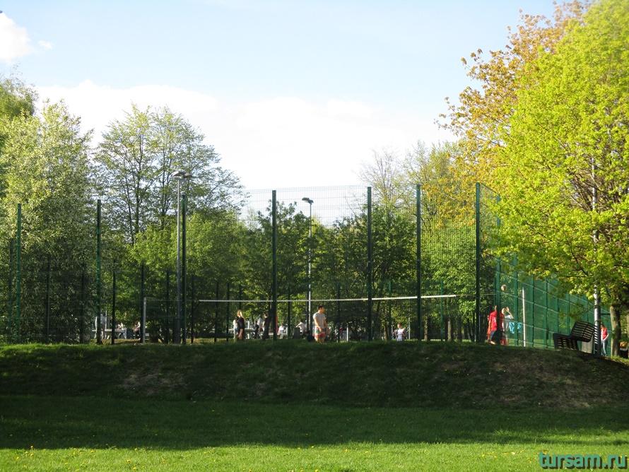Парк Садовники-19