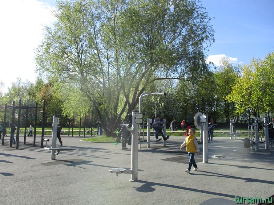 Парк Садовники-22