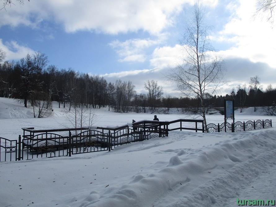 Парк Скитские пруды в Сергиевом Посаде-10