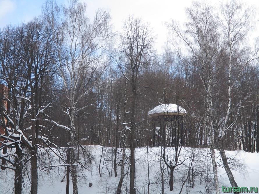 Парк Скитские пруды в Сергиевом Посаде-11