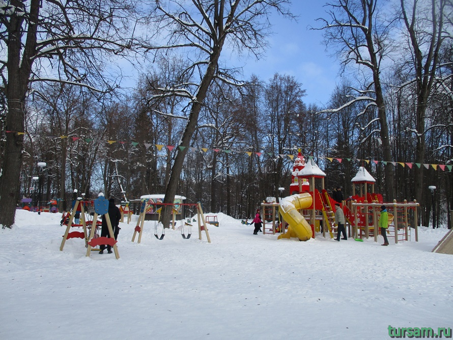 Парк Скитские пруды в Сергиевом Посаде-13
