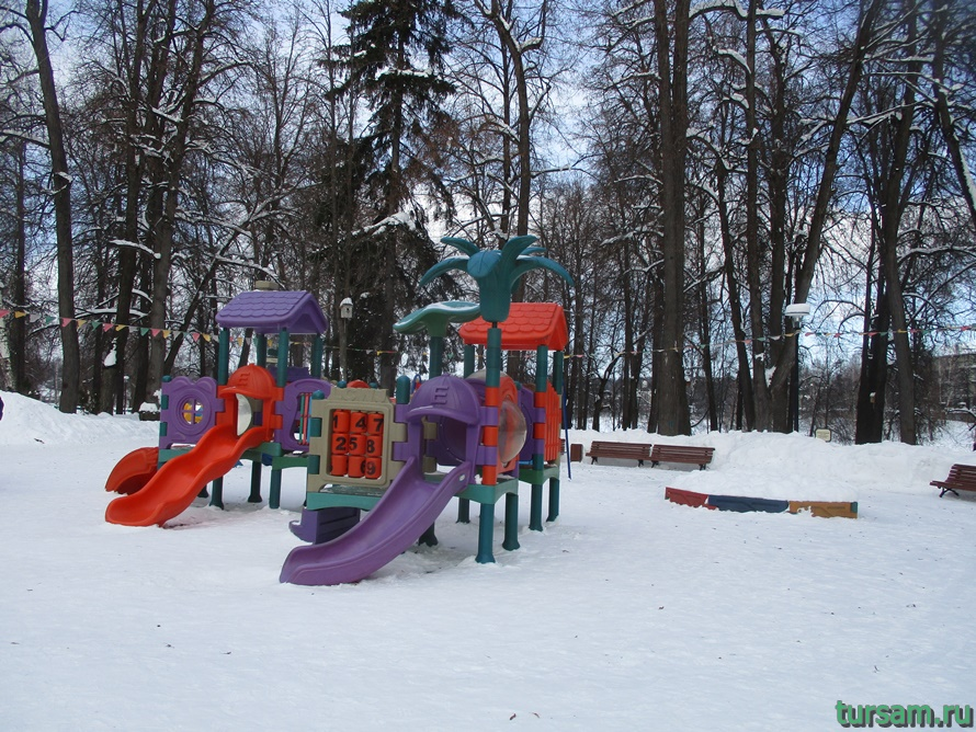 Парк Скитские пруды в Сергиевом Посаде-14