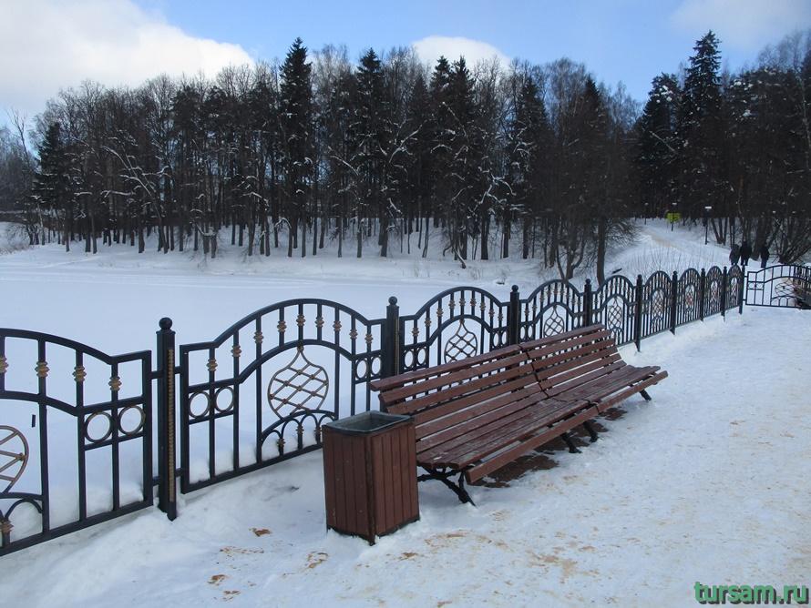 Парк Скитские пруды в Сергиевом Посаде-16