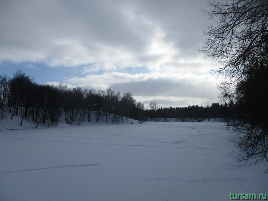 Парк Скитские пруды в Сергиевом Посаде-17