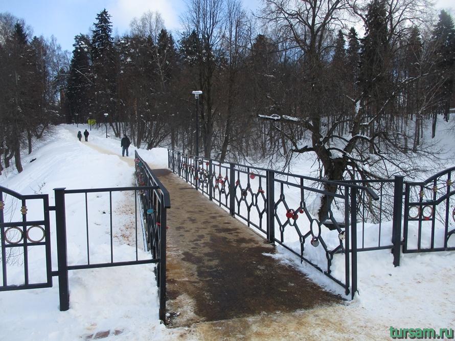 Парк Скитские пруды в Сергиевом Посаде-18