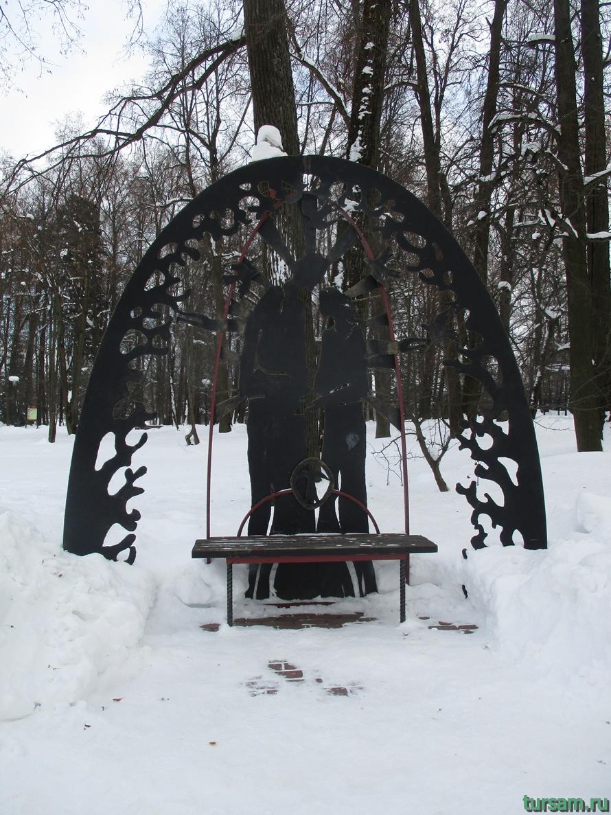 Парк Скитские пруды в Сергиевом Посаде-20
