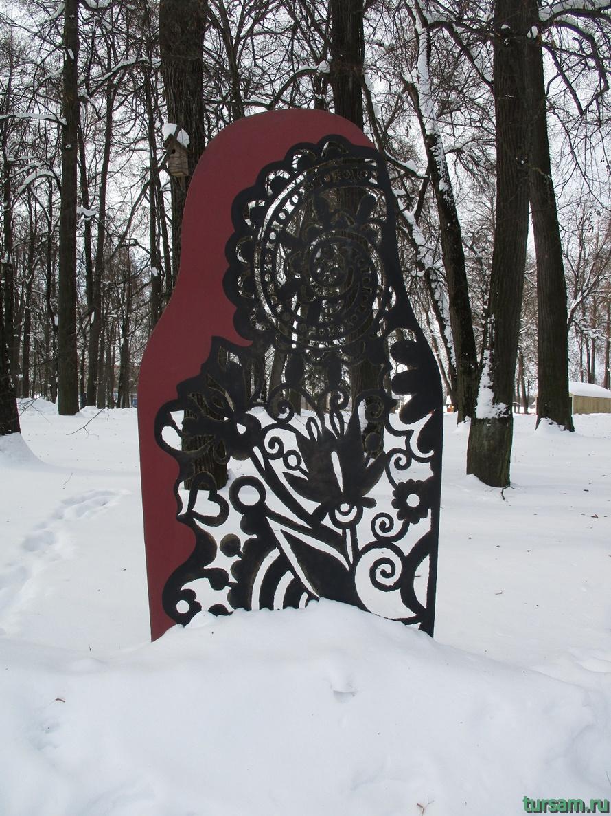 Парк Скитские пруды в Сергиевом Посаде-5