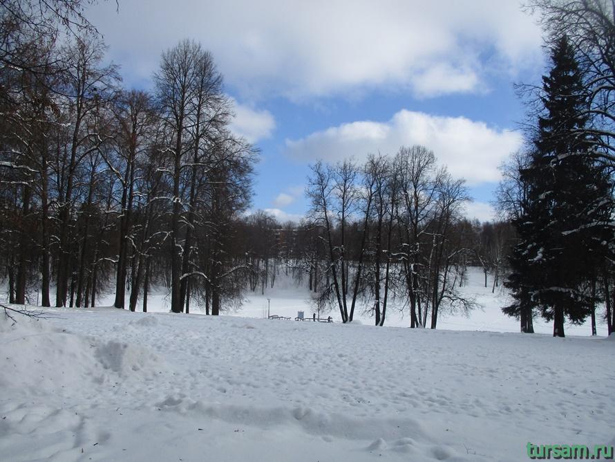 Парк Скитские пруды в Сергиевом Посаде-7