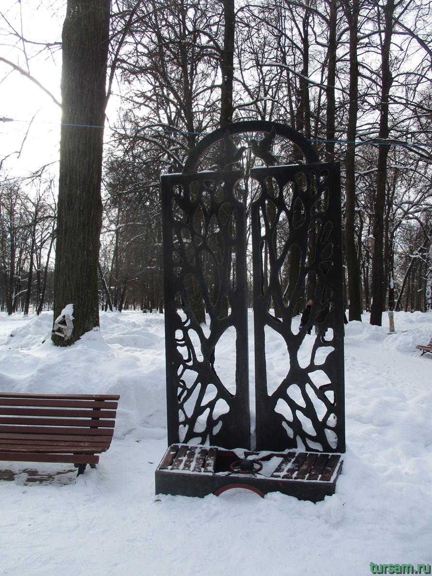 Парк Скитские пруды в Сергиевом Посаде-8