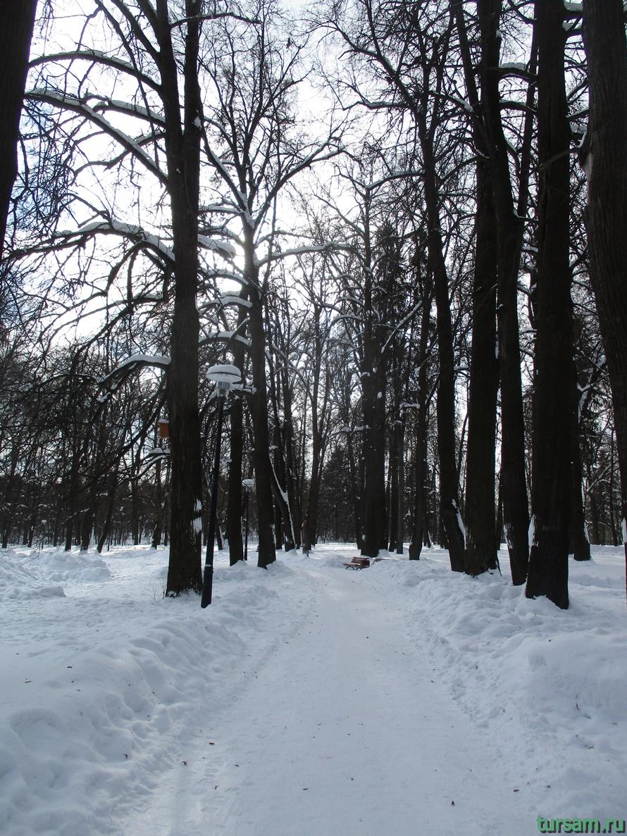 Парк Скитские пруды в Сергиевом Посаде-9