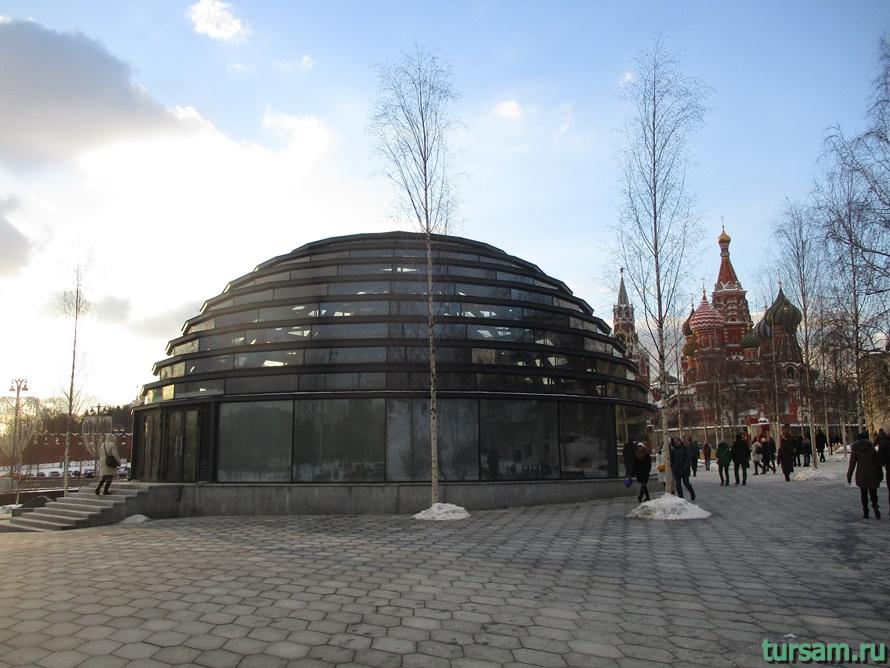 Парк Зарядье в Москве-8