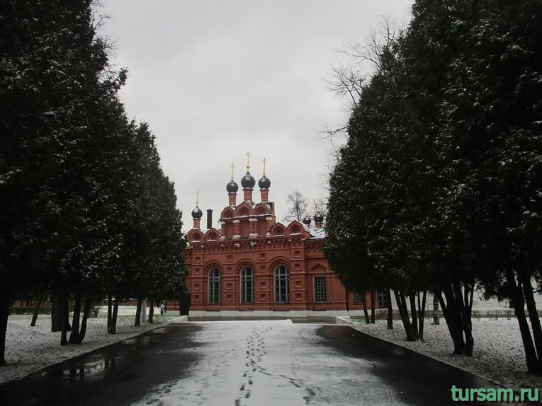 Петропавловский храм в Коломне