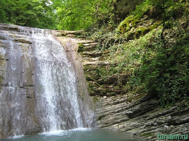 Плесецкие водопады фото №3
