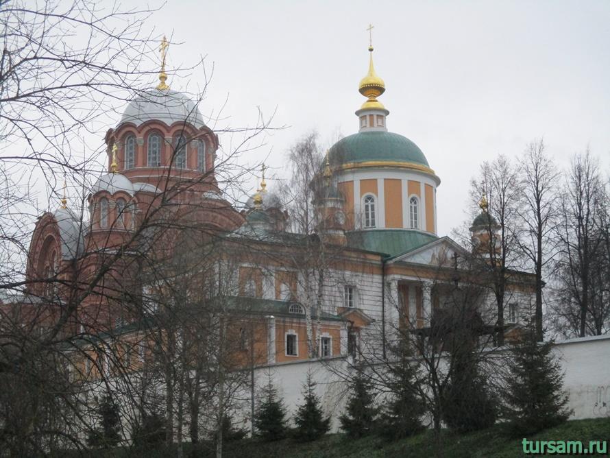 Покровский Хотьков монастырь-1