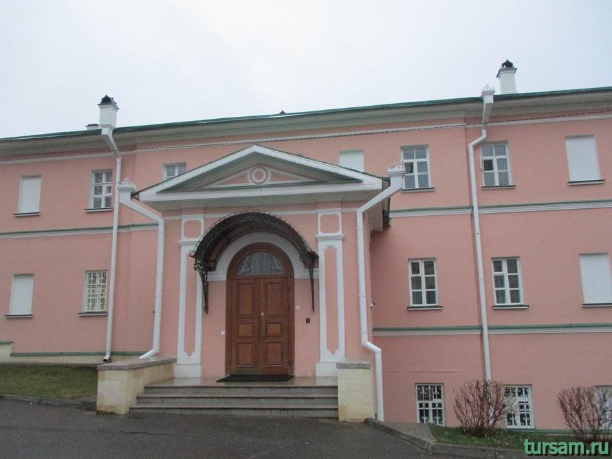 Покровский Хотьков монастырь-10