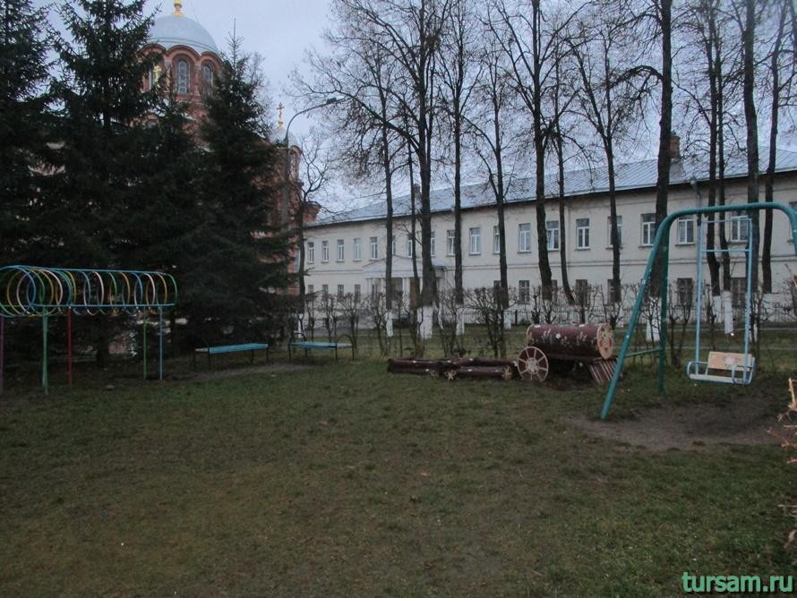 Покровский Хотьков монастырь-11