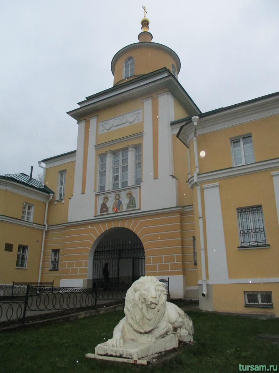 Покровский Хотьков монастырь-3