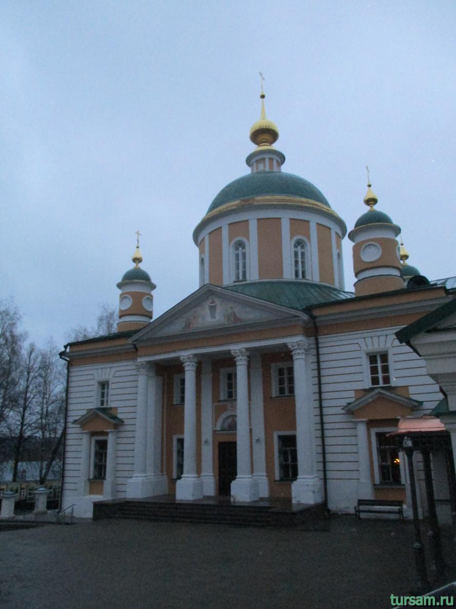 Покровский Хотьков монастырь-8