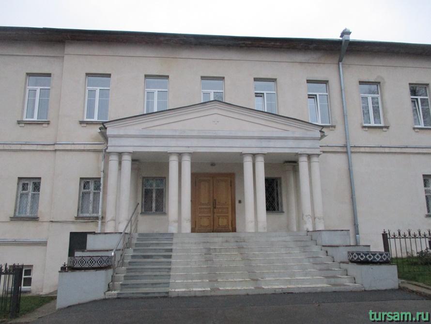 Покровский Хотьков монастырь-9