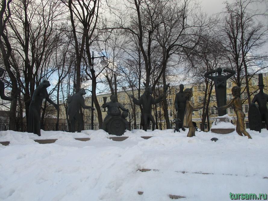 Пороки на Болотной площади в Москве-1