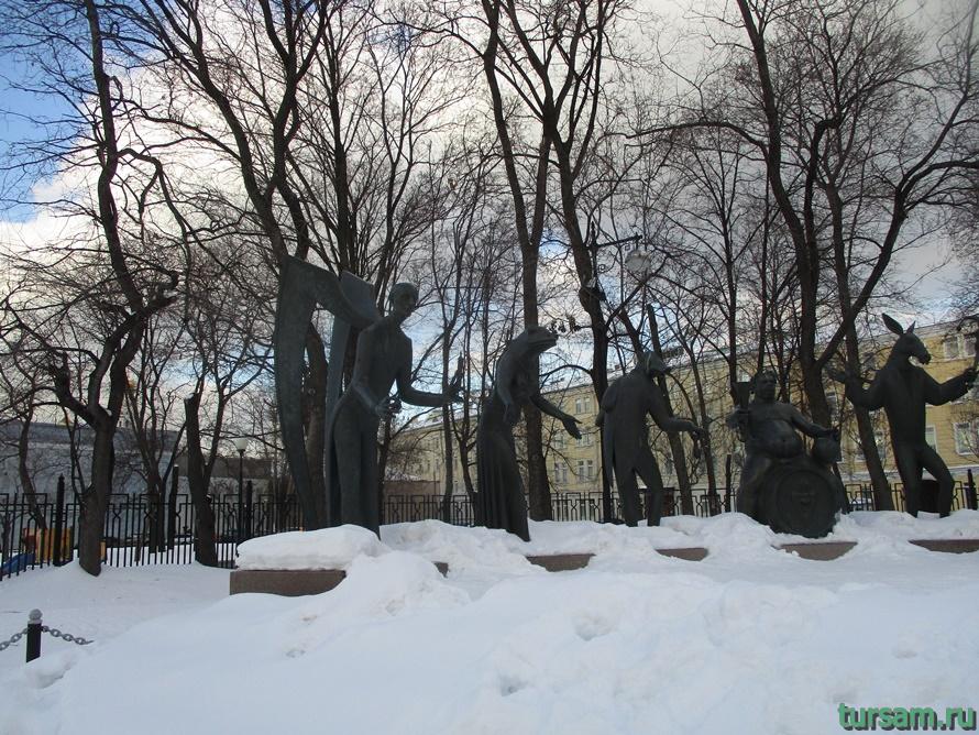 Пороки на Болотной площади в Москве-2