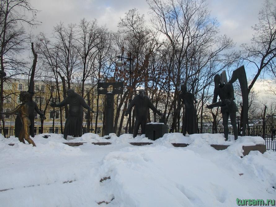 Пороки на Болотной площади в Москве-4