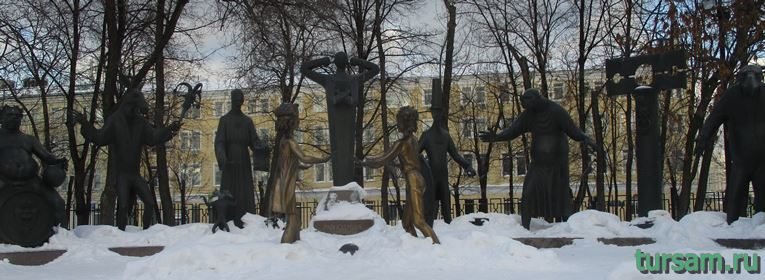 Пороки на Болотной площади в Москве