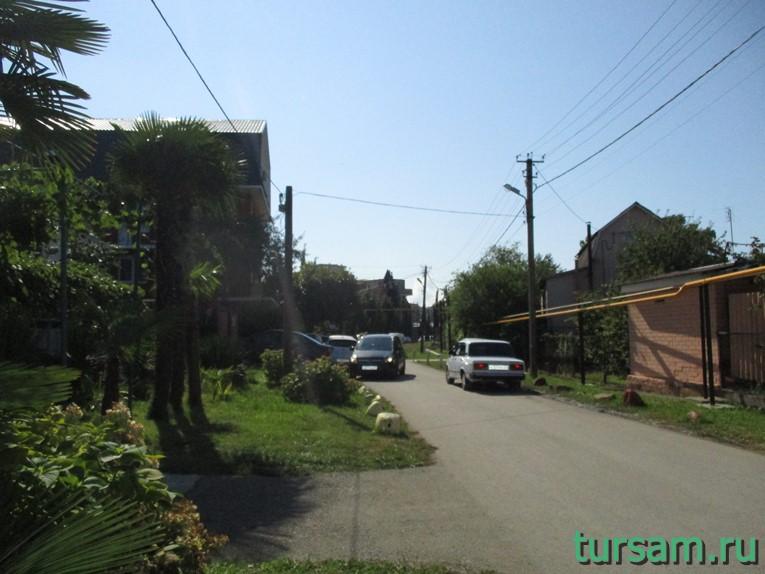 Размещение в поселке Головинка
