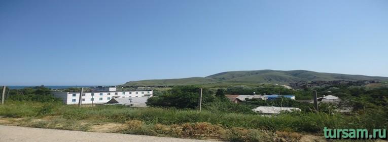Село Прибрежное в Крыму