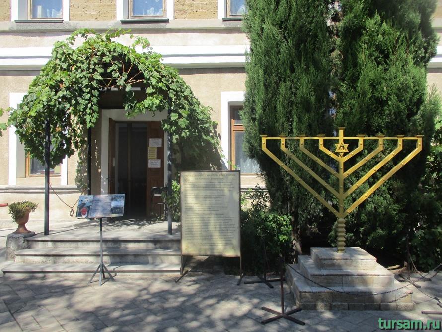 Синагога Егия-Капай в Евпатории-4