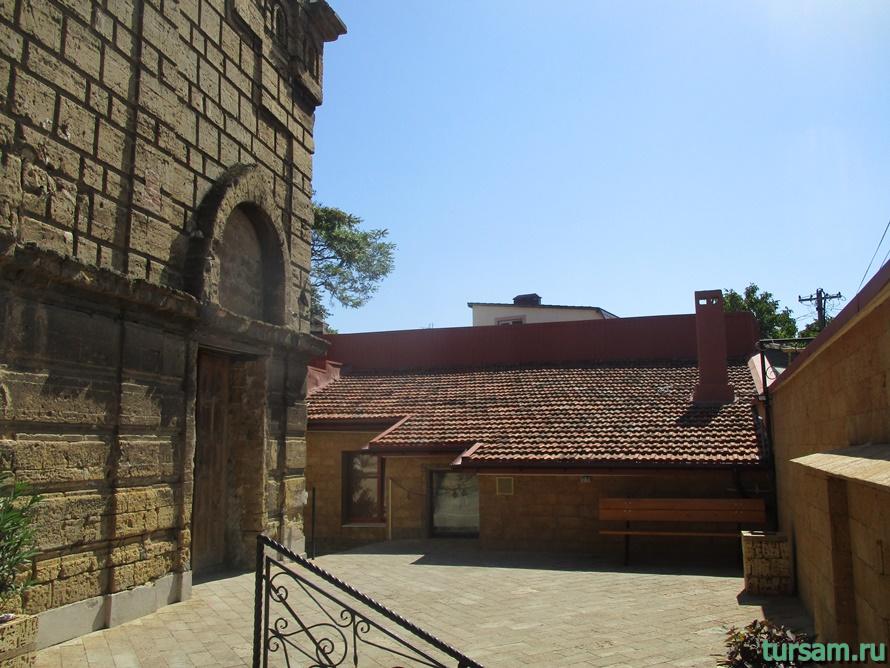 Синагога Егия-Капай в Евпатории-6