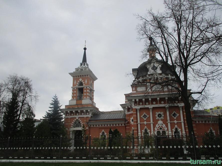 Смоленская церковь в Ивантеевке-1