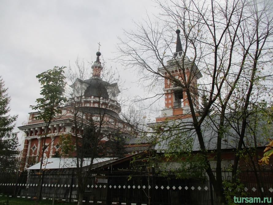 Смоленская церковь в Ивантеевке-2