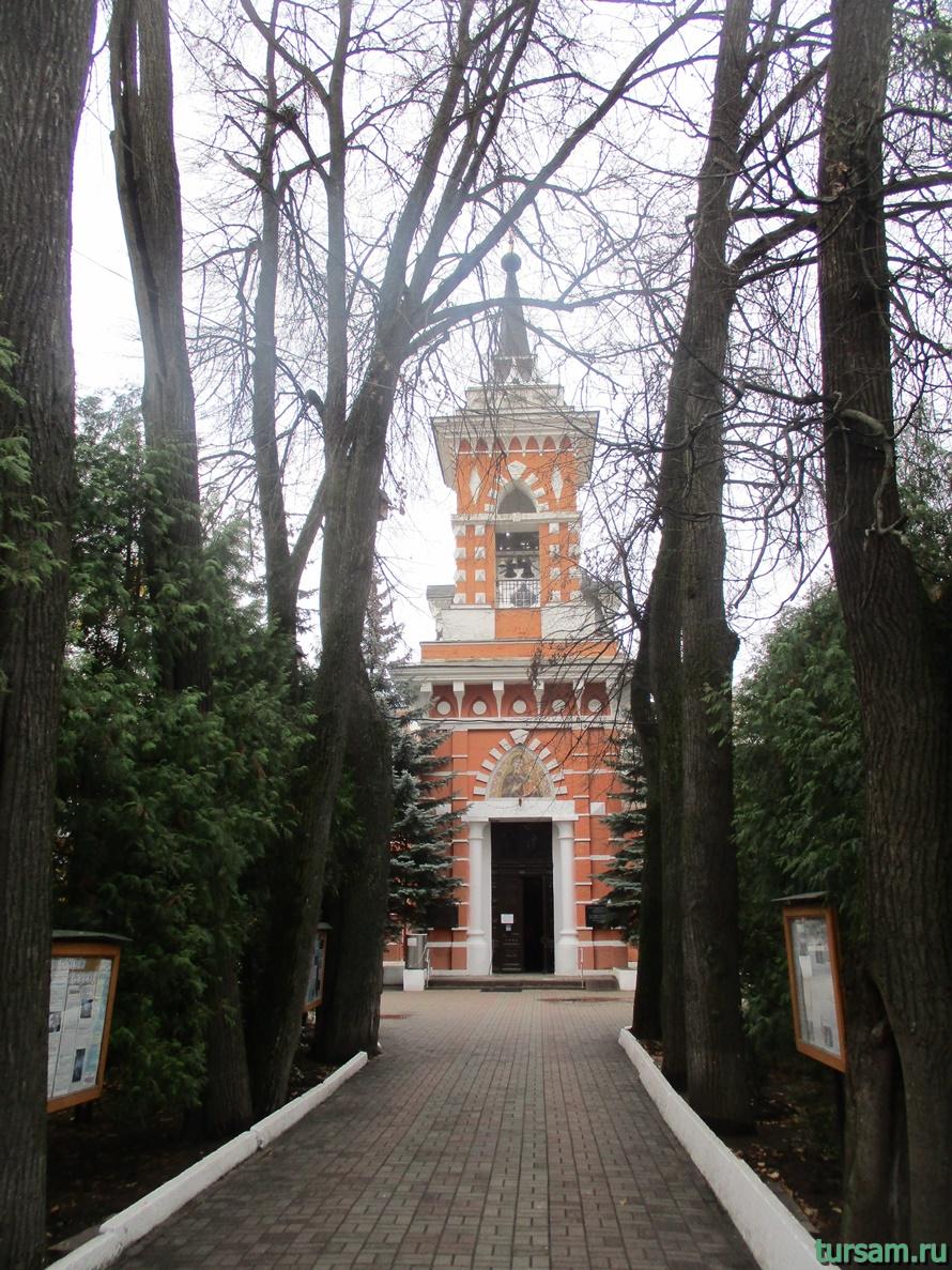 Смоленская церковь в Ивантеевке-3
