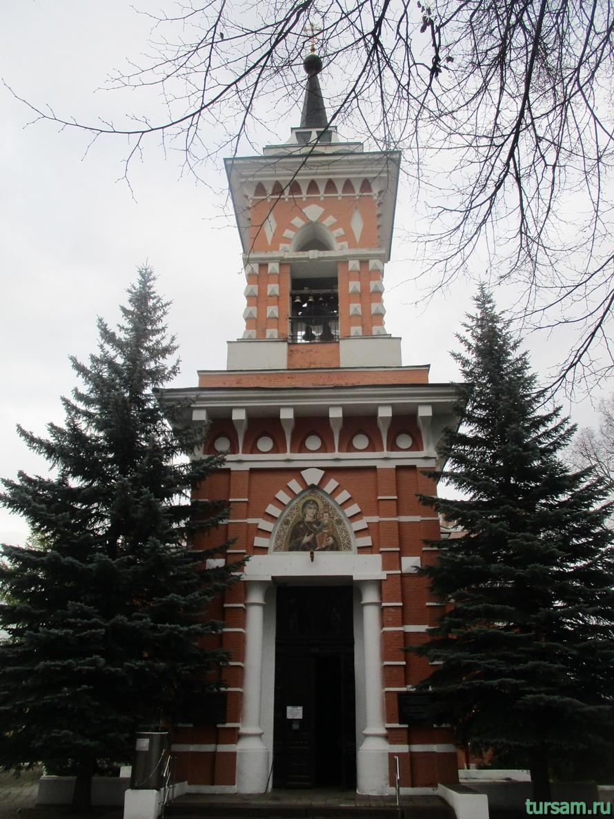 Смоленская церковь в Ивантеевке-4