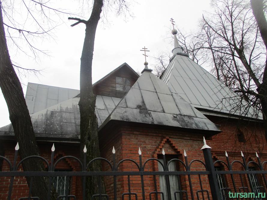 Смоленская церковь в Ивантеевке-5