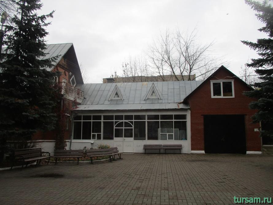 Смоленская церковь в Ивантеевке-6