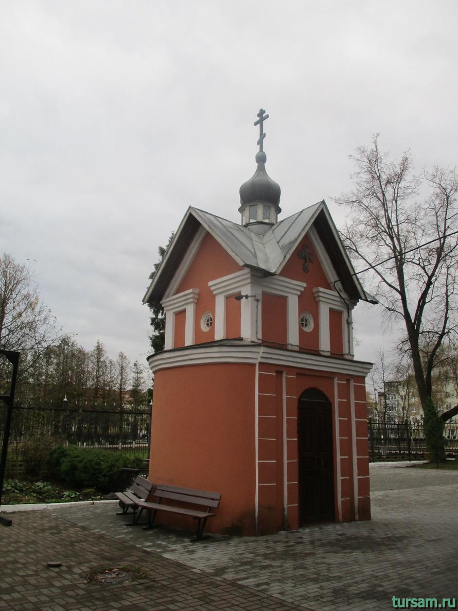 Смоленская церковь в Ивантеевке-7