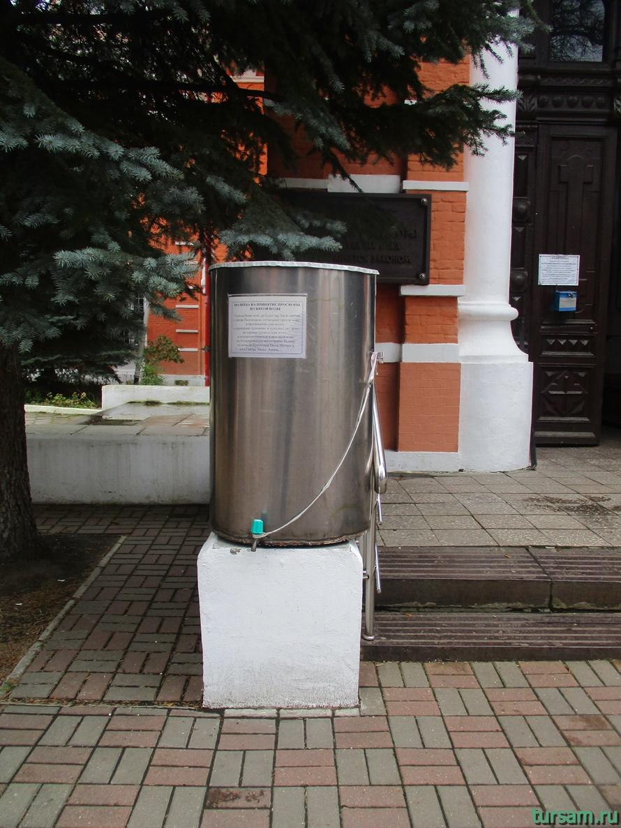 Смоленская церковь в Ивантеевке-8