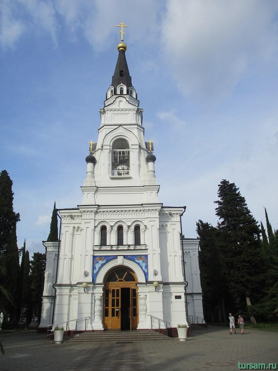 Собор Архангела Михаила в Сочи-2