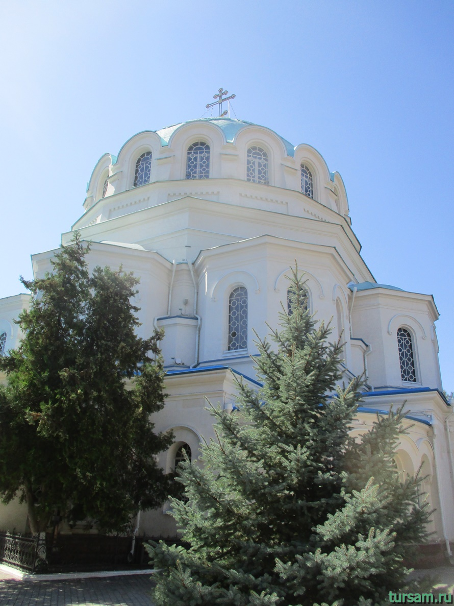 Собор Николая Чудотворца в Евпатории-1