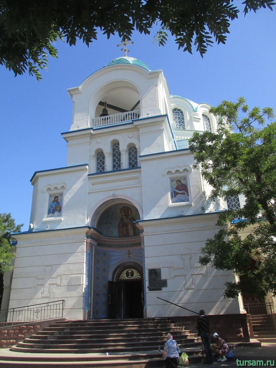 Собор Николая Чудотворца в Евпатории-2