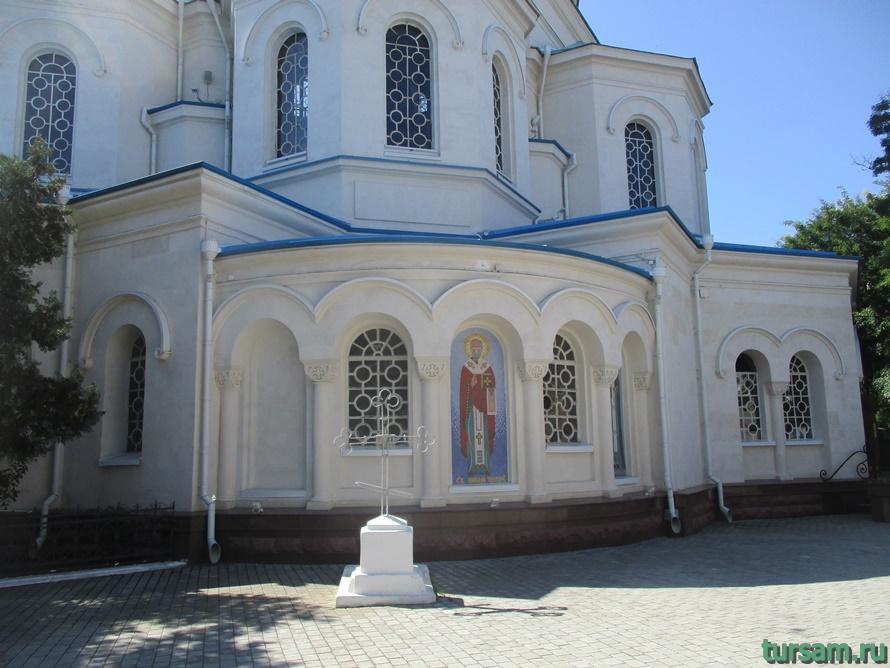 Собор Николая Чудотворца в Евпатории-3